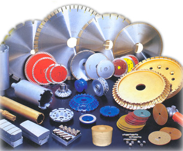 abrasive, polishing and cutting tools for marble and granite - Go to Company Profile