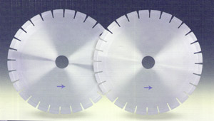 Diamond Saw Blades for marble - Go to grinding page