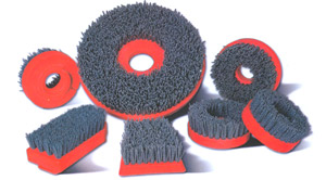 Abrasive Brushes - Go to Equipments Page